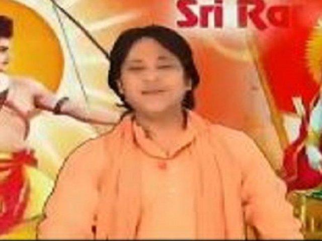 यूपी: 'जो न बोले जय श्री राम, उसको भेजो कब्रिस्तान' गाने वाला गायक गिरफ्तार