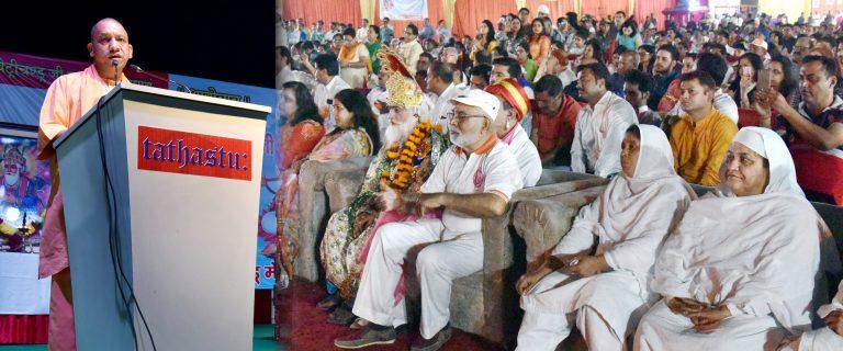 सिन्धी समाज ने देश के विकास में महत्वपूर्ण भूमिका निभायी : मुख्यमंत्री