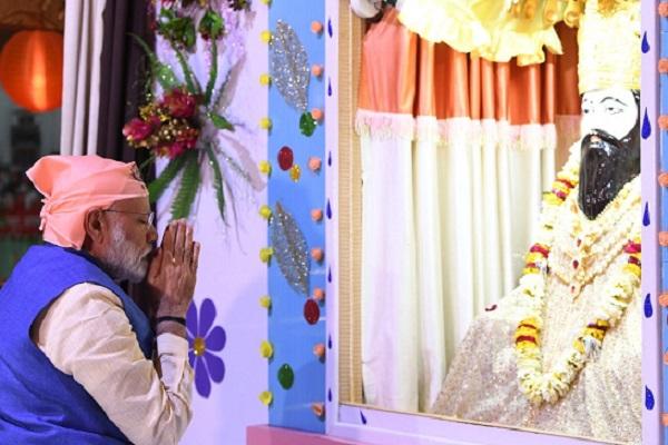 गुरु रविदास जयंती पर राष्ट्रपति, प्रधानमंत्री ने ट्वीट कर दी शुभकामनाएं