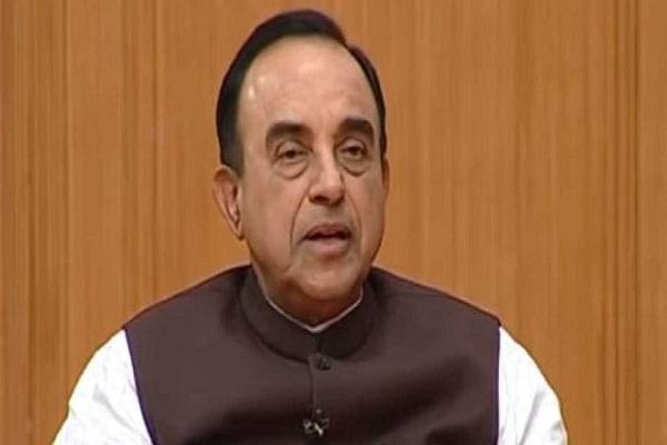 तीसरी तिमाही के GDP आंकड़ों पर वरिष्ठ बीजेपी नेता ने उठाए सवाल