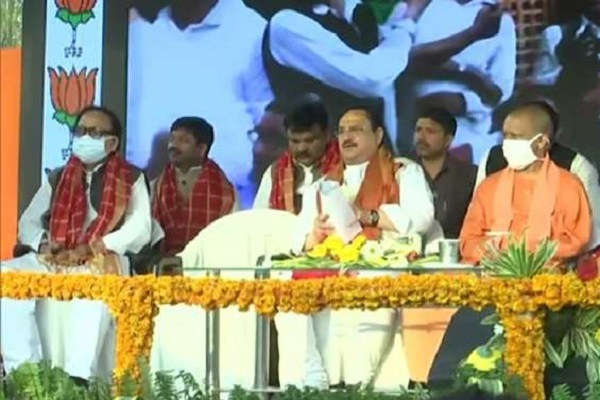 BJP का मिशन यूपी 2022 पर महामंथन