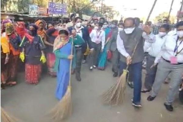 भोपाल में अलग अंदाज मे मनाया गया अंतर्राष्ट्रीय महिला दिवस