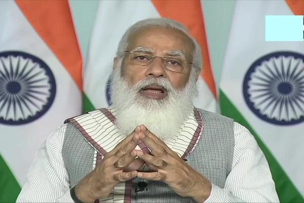 आज भारत वह सब कर रहा, जिसकी किसी ने कल्पना नहीं की थी- PM मोदी