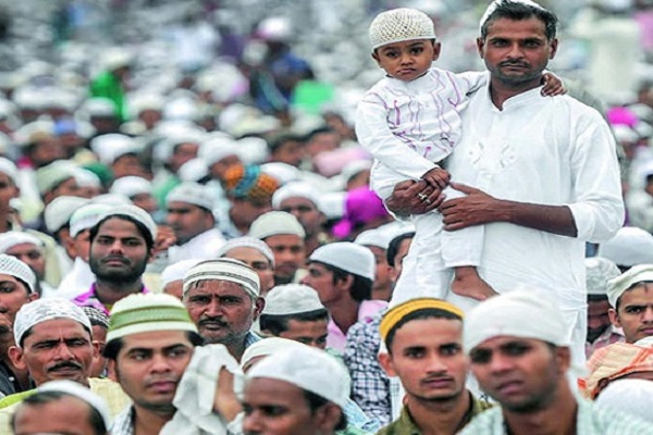 मसला मुस्लिम आबादी का !