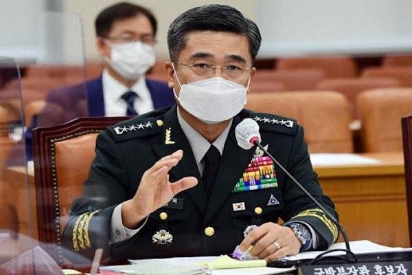 दक्षिण कोरिया के रक्षा मंत्री सुह वूक तीन दिवसीय भारत यात्रा पर