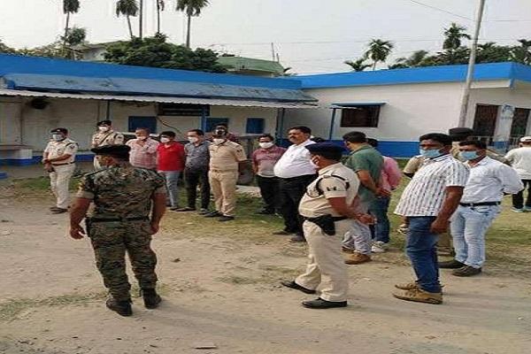 बंगाल में बिहार के थानेदार की हत्या केस में कार्रवाई, सर्किल इंस्पेक्टर समेत 7 पुलिसकर्मी सस्पेंड