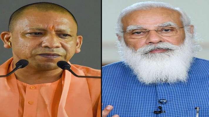 PM मोदी ने यूपी के मुख्यमंत्री योगी से की बात, यूपी में कोरोना कंट्रोल की ली जानकारी