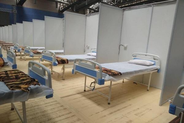 केजरीवाल सरकार ने कॉमनवेल्थ विलेज में बनाया अस्पताल