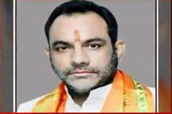 यूपी में कोरोना कहर, कोरोना से राज्यमंत्री हनुमान प्रसाद मिश्र का निधन