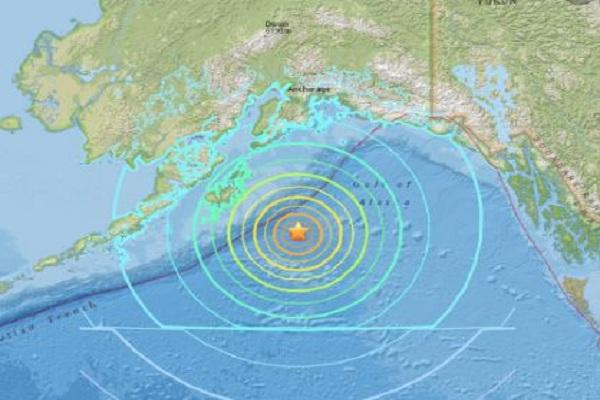 जापान में महसूस किए गए भूकंप के झटके, रिक्टर पैमाने पर 6.8 मापी गई तीव्रता