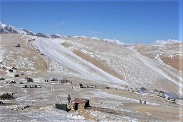 पूर्वी लद्दाख के गहराई वाले क्षेत्रों में फिर सक्रिय हुआ चीन, अपनी उपस्थिति को कर रहा मजबूत