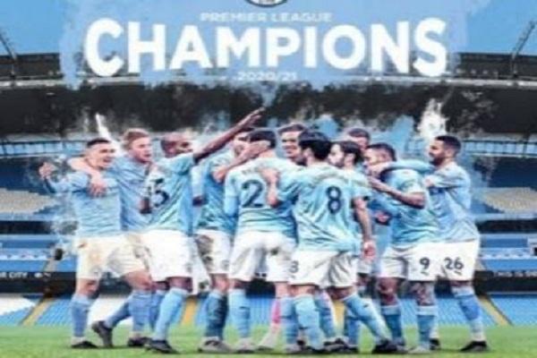 मैनचेस्टर सिटी ने मैनचेस्टर यूनाइटेड को 2-1 से हराकर जीता खिताब