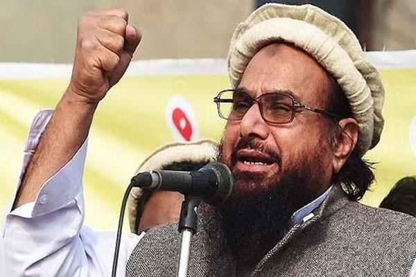 लाहौर हाईकोर्ट का पाक सरकार को फटकार, कहा- हाफिज सईद को परेशान न करें
