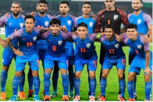 विश्व कप क्वालीफायर की तैयारी के लिए, कतर जाएगी भारतीय फुटबॉल टीम