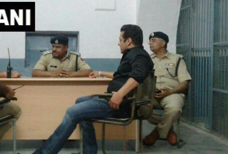 हिरासत में 'Tiger' : सलमान की जमानत पर आज होगी सुनवाई!
