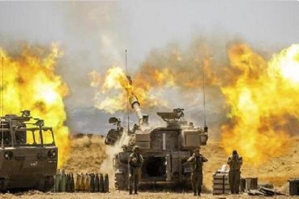 इजरायल और फिलिस्तीन सीमा पर बिगड़े हालात, दोनों देशों ने बार्डर पर बढ़ाई सेना