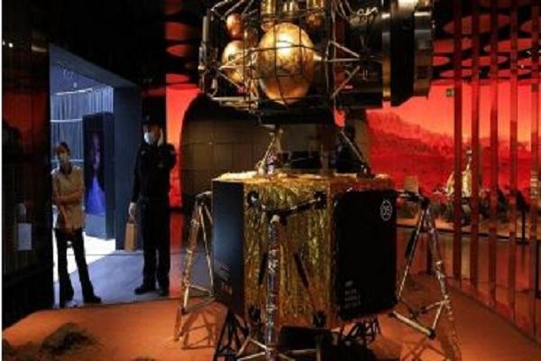 चीन ने मंगल पर किया, सफलतापूर्ण स्पेसक्राफ्ट की लैंडिंग