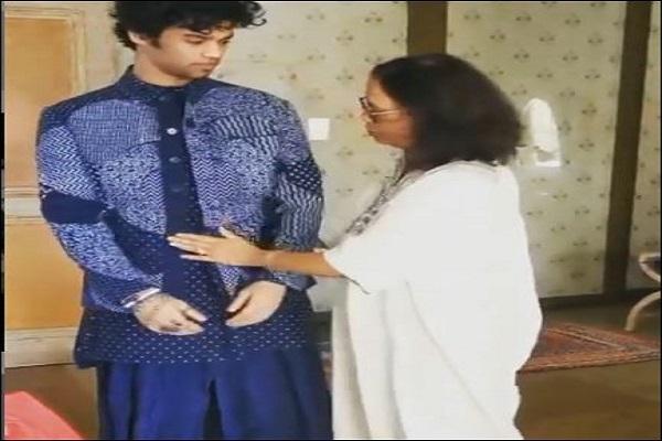 इरफान खान के बेटे बाबिल खान ने इमोशनल नोट लिख कर मांगी मां सुतापा से माफी