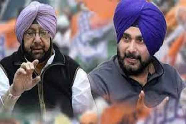 नवजोत सिंह सिद्धू ने CM अमरिंदर पर साधा निशाना, कहा- सच बोलने की मिल रही है सजा