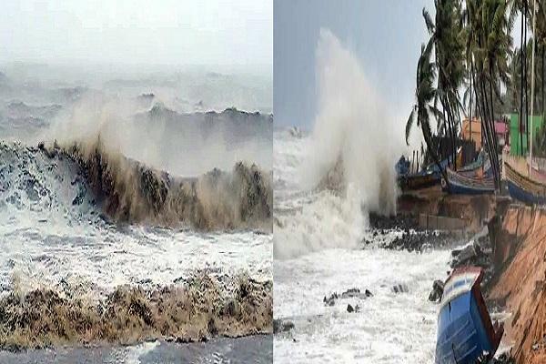 ओडिशा तट की ओर बढ़ रहा है 'यास', तीव्र चक्रवाती तूफान में बदलने की संभावना, अमित शाह ने राज्यों के साथ की तैयारियों की समीक्षा