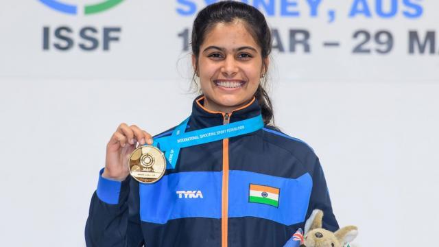 शाबाश : 10 मीटर एयर पिस्टल में मनु भाकर ने लगाया सोने पर निशाना, दिलाया भारत को छठा गोल्ड