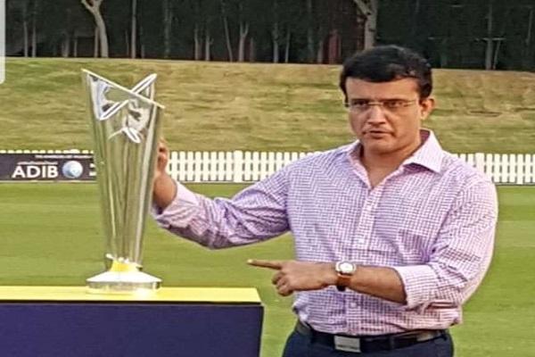 BCCI यूएई और ओमान में T20 वर्ल्ड कप की मेजबानी के लिए तैयार