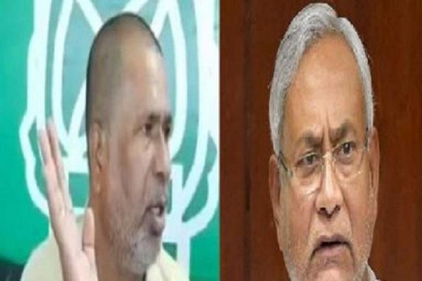 बीजेपी से निलंबित होने के बाद टुन्ना पांडेय को अब RJD से बुलावा