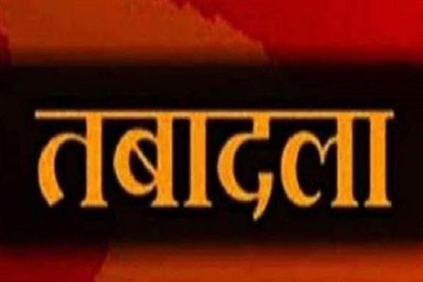 राजस्थान में चली तबादला एक्सप्रेस, 8 जिलों के पुलिस अधीक्षक बदले गए