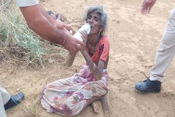 राजस्थान में 6 साल की बच्ची ने प्यास से तड़पकर तोड़ा दम, BJP ने साधा गहलोत सरकार पर निशाना