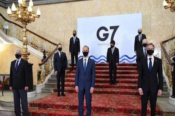 G-7: एक अरब टीका खुराक दान करेंगे दुनिया के अमीर देश