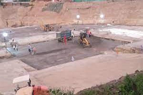 AYODHYA: राम मंदिर निर्माण समिति की बैठक आज, बुनियाद की रॉ मेटेरियल पर होगी चर्चा