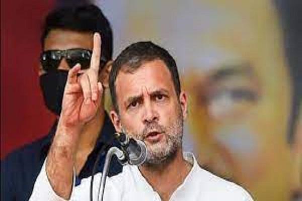 कोरोना आंकड़ों पर राहुल गांधी ने उठाए सवाल, कहा- झूठ और खोखले वादों का सीक्रेट मंत्रालय