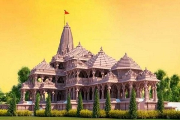भ्रष्टाचार के आरोपों पर राम मंदिर ट्रस्ट की सफाई- बाजार भाव से बहुत कम कीमत पर खरीदी जमीन
