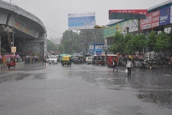 मानसून ने दी दस्तक, लखनऊ समेत कई जिलों में झमाझम बारिश