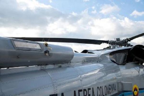 कोलंबिया के राष्ट्रपति के हेलिकॉप्टर पर हुआ आतंकी हमला, हेलिकॉप्टर सवार सभी लोग सुरक्षित