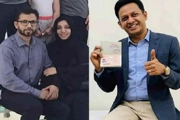यूएई में केरल के दो आयुर्वेदिक चिकित्सकों को मिला गोल्डन वीजा, देश में खुशी की लहर