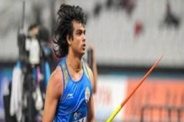 टोक्यो ओलंपिकः नीरज चोपड़ा ने कुओर्टेन खेलों में जीता कांस्य पदक