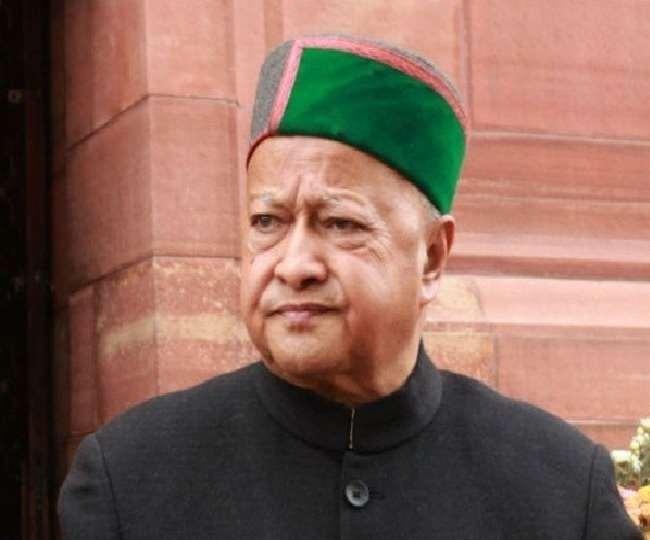 हिमाचल प्रदेश के पूर्व CM वीरभद्र सिंह का 87 साल की उम्र में निधन