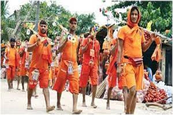 यूपी-उत्तराखंड के बाद दिल्ली में भी कांवड़ यात्रा पर लगी रोक, कोरोना के चलते लिया गया फैसला