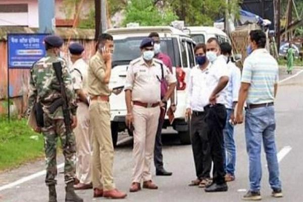 न्यायाधीश मौत मामले:औक्शन मे पुलिस, 243 लोग हुए गिराफ्तार,