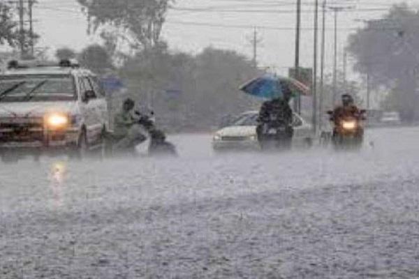 मध्य प्रदेश में बारिश का अलर्ट, जानिए कहां कहां है बारिश की संभावना, वहीं कई राज्यों में मानसून सक्रिय है.