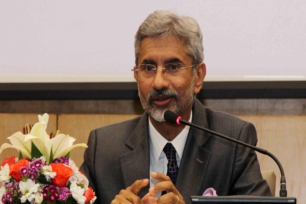 चार दिवसीय विदेश दौरे पर विदेश मंत्री, आज डेनमार्क जाएंगे एस जयशंकर