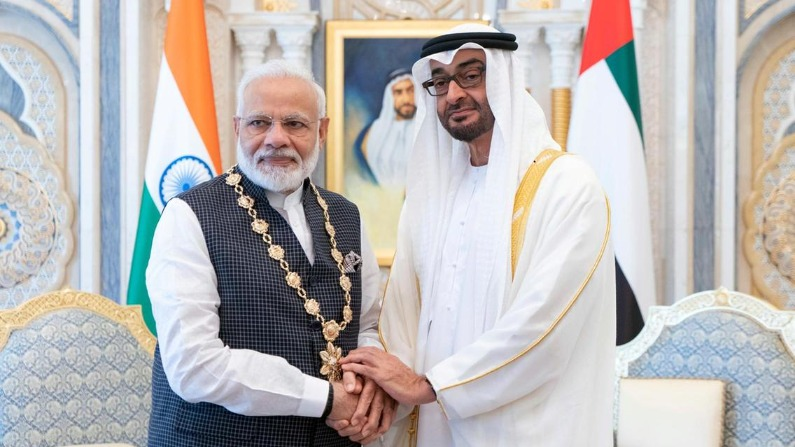 पीएम मोदी ने अबु धाबी के क्राउन प्रिंस शेख मोहम्मद बिन जायद अल नाहयान से फोन पर की बात, इन मुद्दों पर हुई चर्चा