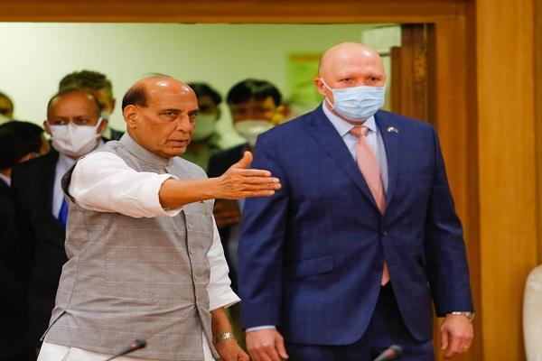 भारत-ऑस्ट्रेलिया के बीच 2+2 मंत्रिस्तरीय वार्ता आज,कई मुद्दों पर होगी बात