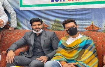 LJP सांसद प्रिंस राज पर दिल्ली पुलिस ने दर्ज की रेप की एफआईआर