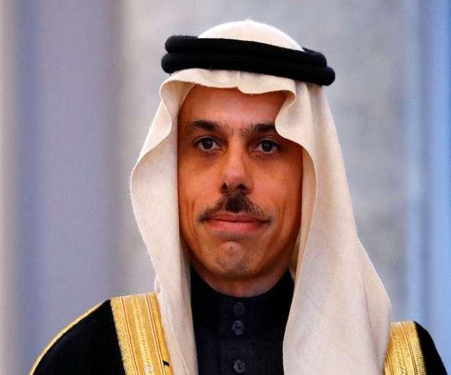 सऊदी अरब के विदेश मंत्री प्रिंस फैसल इस हफ्ते आएंगे भारत