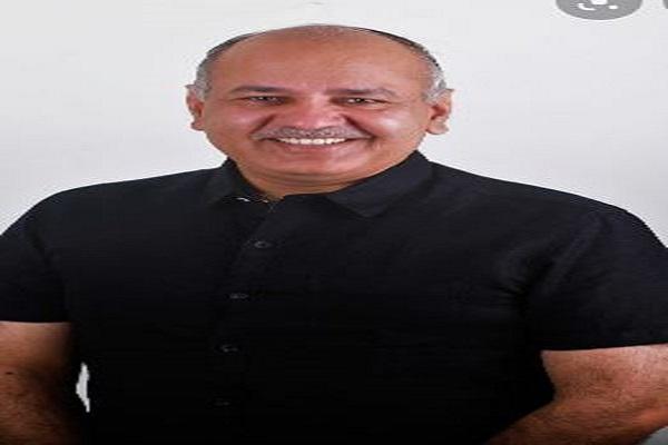 यूपी में किसी से गठबंधन नहीं करेगी AAP,मनीष सिसोदिया बोले-राम के सहारे सबका बेड़ा पार