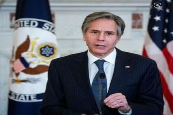 अमेरिकी विदेश मंत्री का दावा, करीब दो दशक से तालिबान का समर्थन कर रहा है पाकिस्तान