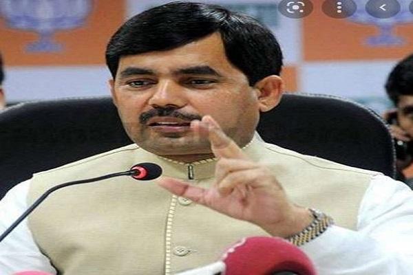 राहुल गांधी के आरोपों पर शाहनवाज हुसैन का पलटवार, कांग्रेस खुद करती है धर्म की राजनीति