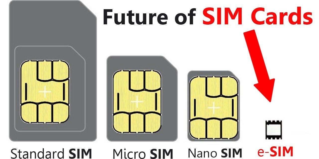 खुशखबरी: अब मोबाइल फोन में लगेगा ई-सिम कार्ड, नंबर पोर्ट करने पर भी नही बदलना होगा सिम